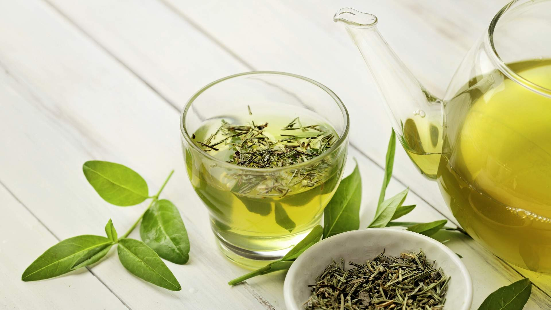5 Healthy Benefits of Green Tea That You Probably Didn't Know