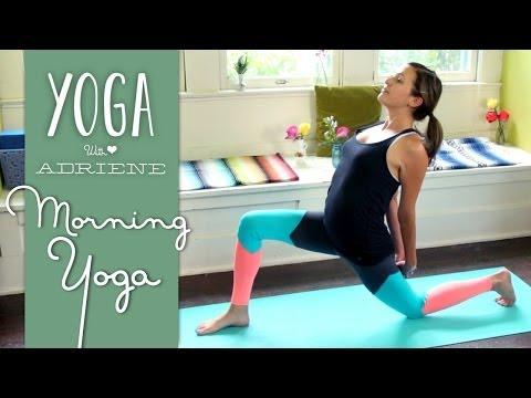 Morning Yoga – Energizing Morning Sequence