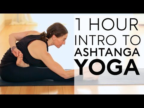 1 Hour Ashtanga Yoga Intro (With Handstands!)
