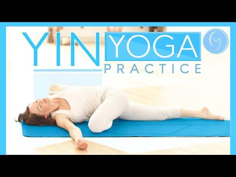 Blissful Yin Yoga (A Perfect Daydream) Deep Stretching