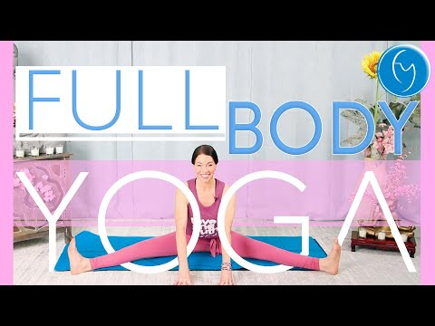 Fun-Loving Full Body Yoga Stretch (Be Authentic)
