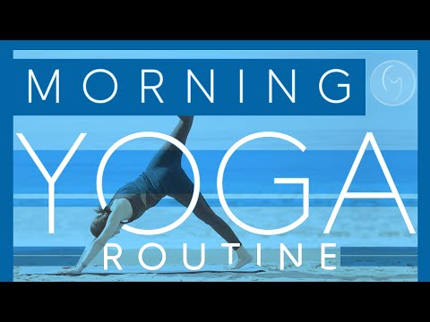 Morning Yoga at the Beach (The Perfect Outlet for Stress)