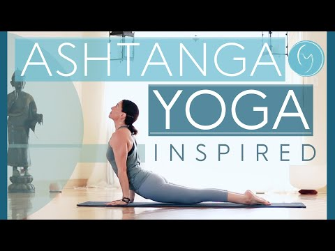 1 Hour Ashtanga Yoga Inspired Vinyasa (Feel So Good)