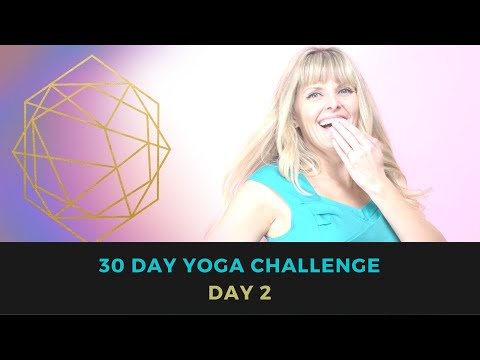 Self-Care & Sacral Chakra // 30 Day Yoga Challenge // Day 2