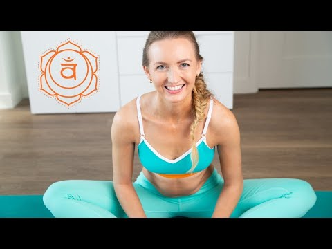 Yin Yoga for the Sacral Chakra – Creativity & Sexual Energy