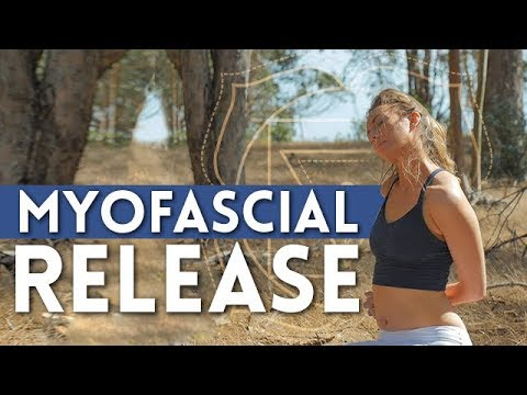 17 Min Therapuetic Yoga Sequence | Self Myofascial Release Yoga – Day 13