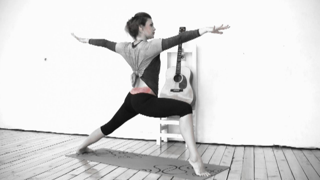 Beginner Weight Loss Vinyasa Flexibility Yoga Level 1- Light 2