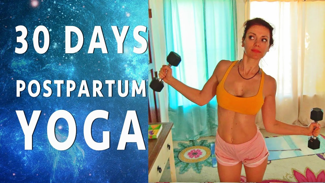 POSTPARTUM HIIT Workout for Digestion Ali Kamenova