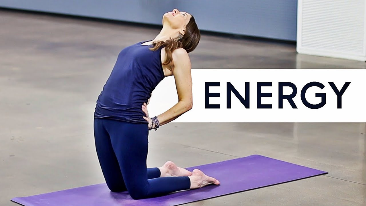 10 Minute Yoga For Energy Better Than Coffee