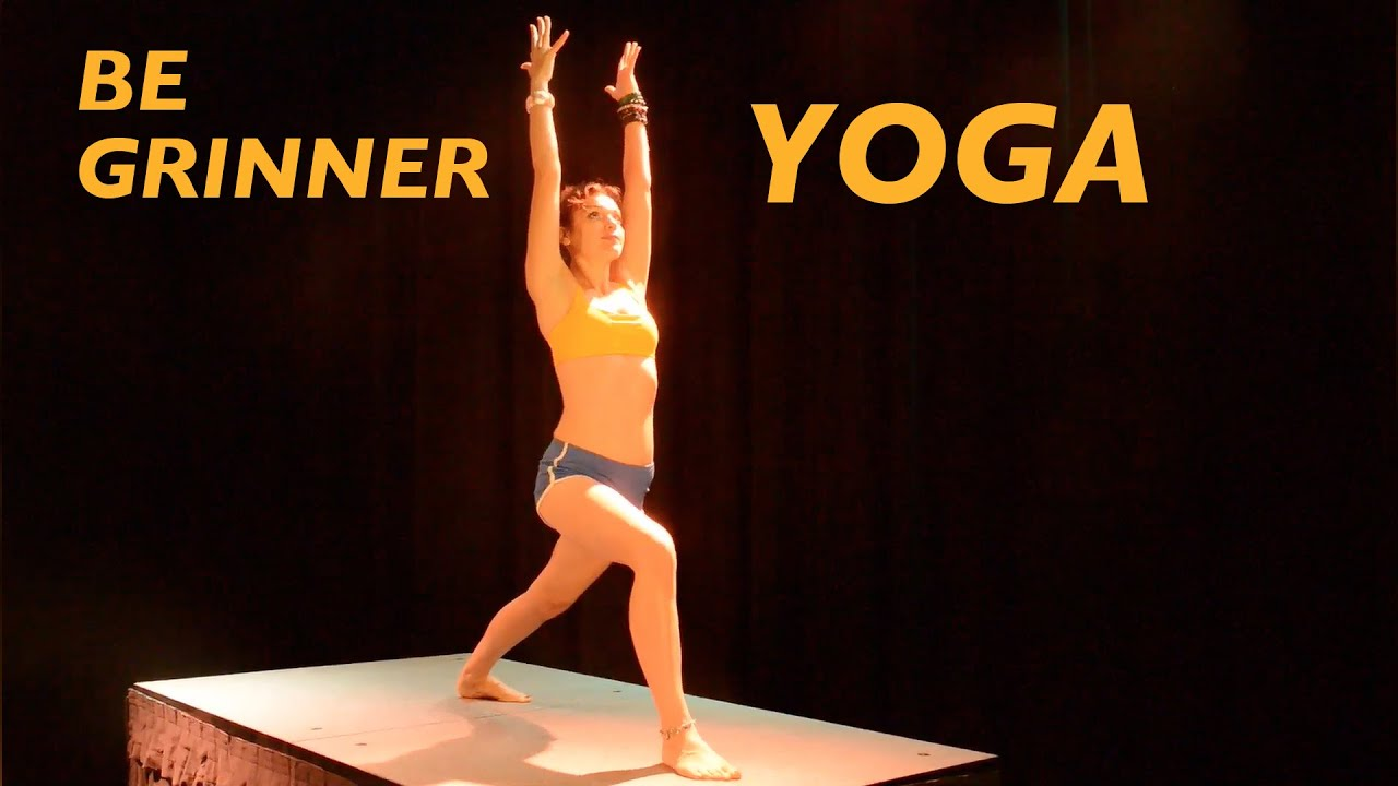 Beginner Yoga for Stress and Weight Loss