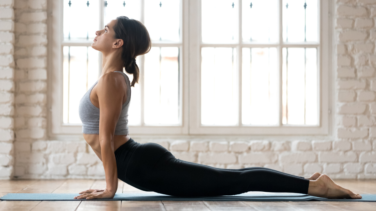 How to use yoga to cope with the stress of COVID-19